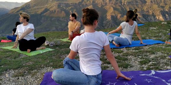 Йога-тур в Хунзах 19.07.2020